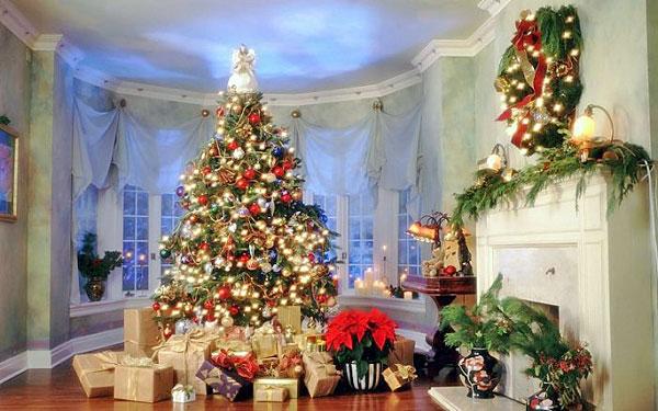 Поздравляем с Новым годом 2015 и с Рождеством